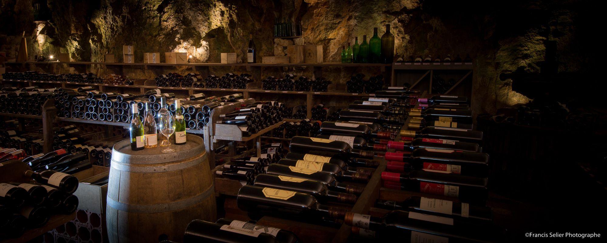 Cave des Rochers - Cave à vin à Soyaux (Angoulême - Charente)